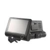3 Camera Car DVR Dash Cam Video Recorder 1080p HD CT01
