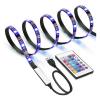 5V USB LED Strip RGB Flexible Light TV Background 5050-SMD LED