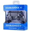 Double Shock 4 Wireless Controller for PlayStation PS4 , PSTV & PS Now P4-310- Black