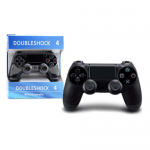 DoubleShock 4 Wireless Controller for PlayStation PS4 , PSTV & PS Now - Black