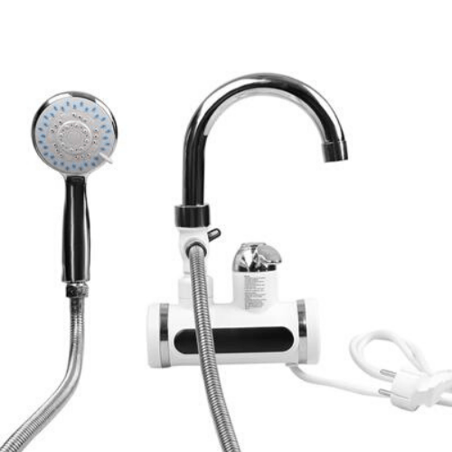 Instant Electric Heating water Faucet & Shower 220v RX-002