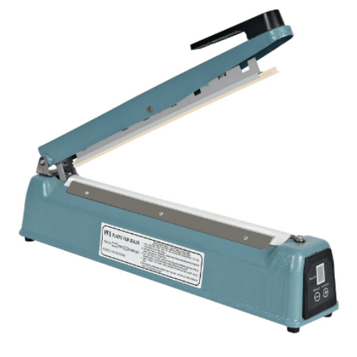 Plastic Bag Sealer hand sealing Machine PFS-400 gadget mou