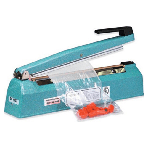 Plastic Poly Bag Impulse Sealer PFS-300 Sealing Machine