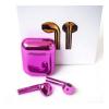 Unique Design Bluetooth Wireless TWS Earbuds JY-01 Pink