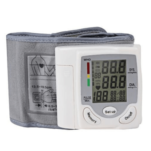 Digital Blood Pressure Monitor for Measuring And Pulse Rate Household OEM CK-101S