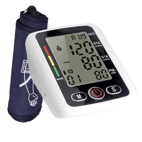 Ψηφιακό Πιεσόμετρο Μπράτσου Electronic Blood Pressure Monitor X180-OEM