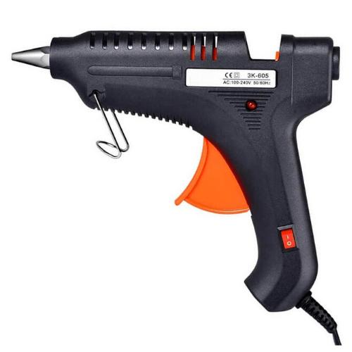 Πιστόλι θερμοκόλλησης 65W DIY 3K-605