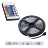 LED Strip Set with Remote Control 5050 12V IP65 RGB 5m OEM-5614 Gadget mou