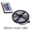 LED Strip Set with Remote Control 5050 12V IP65 RGB 5m OEM-5614 Gadget mou