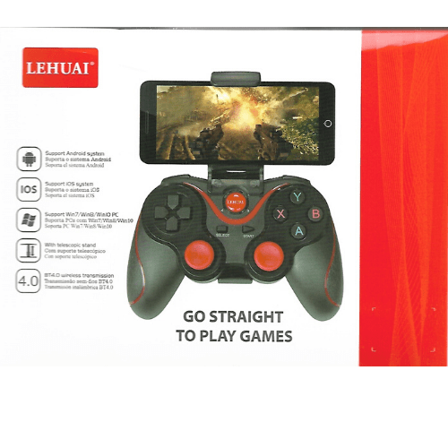 Lehuai T3 Wireless Gaming Controller Gamepad for AndroidiOSPC