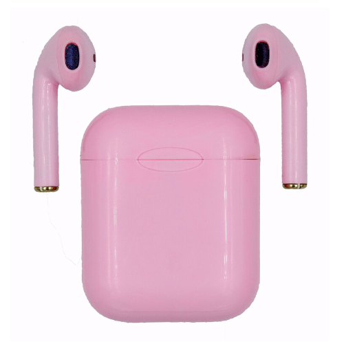 T20 Pods Earbuds with Charging Case (pink) Gadgetmou