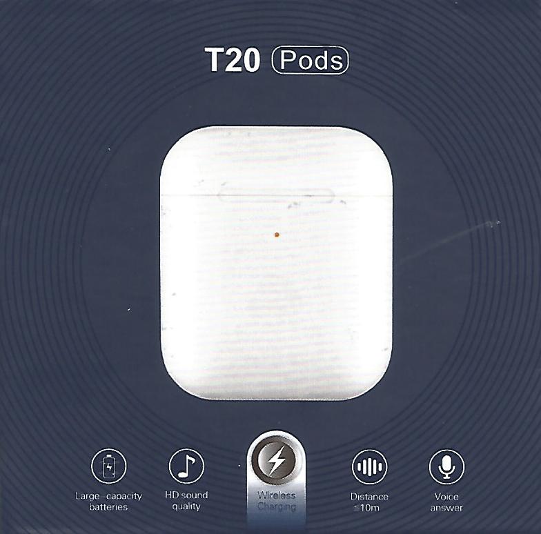 T20 Pods gadget mou