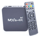 Professional TV Box 4G64GB MXQ Pro-4K Android 9 WiFi 2.4G5G