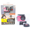WiFi Action Camera With Remote Control, Authentic H9 (Pink)