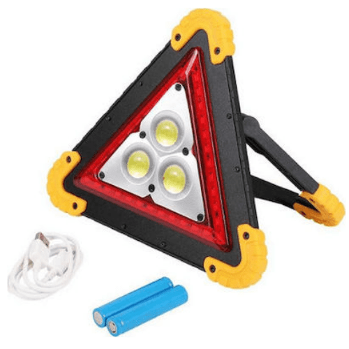 LL-303 Multifunctional working Lamp / Rechargeable Emergency Lamp / 3 COB Red LED / Power Bank OEM