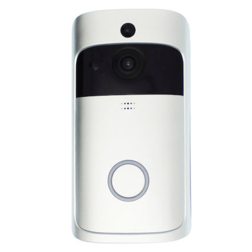 Wireless Doorbell with 1080P HD 1MP Camera Night-Vision Two-Way Audio – Video Doorbell V5 OEM