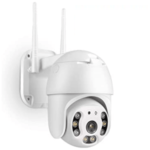 iCSee 1080P Wifi IP Camera Outdoor H.265 2MP ONVIF PTZ IP Wireless Dome Camera with Two Way Audio CCTV - iCSee APP - HAL-XMP200