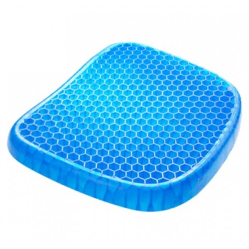 Egg sitter support cushion Seat cushion with gel for pain and tension relief