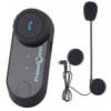 Freedconn Original T-COM VB Bluetooth Motorcycle Helmet Intercom BT Interphone Headset with FM Radio Helmet Headset