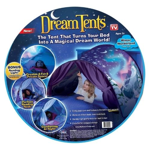 Star Fantasy Age 3+ Kids Bed Tent