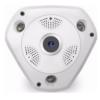 VR 3D LED IP WiFi 360 Panoramic Camera EC-P01 JORTAN