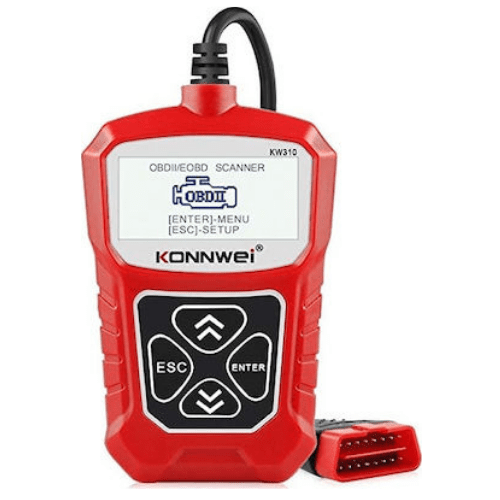 KONNWEI KW310 OBD2 Scanner for Auto OBD 2 Car Scanner Diagnostic Tool Automotive Scanner Car Tools