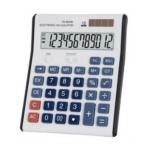 Big Display 12-Digit Solar Electronic Calculator - Gwennap TS-8825B