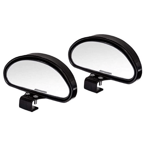 Clear Zone Mirror Eliminates Blind Spots Wide Angle Auxiliary Mirror - As Seen On TV