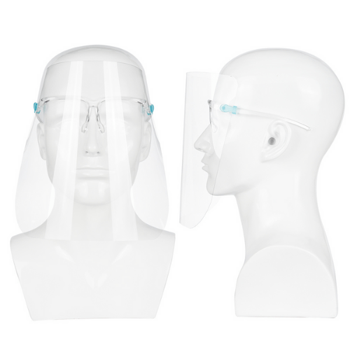 Face Glasses Mask COVID-19, Face Shield Protective Isolation Coronavirus Face Mask Protection - CFS-5019