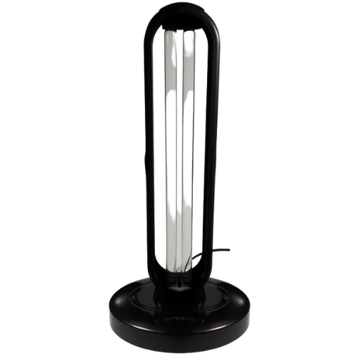 GERMICIDAL LAMP UVC, 38W Ultraviolet Disinfection and Sterilization Ozone Lamp Black - UVL-W2