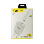 Micro USB Phone Charger Adaptive Fast Charging 2A - Klgo KC-2