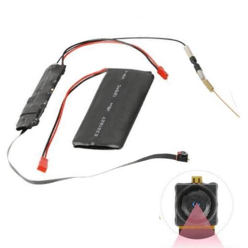 Mini 1080P Wireless WiFi IP Camera Module HD Infrared IP66 Waterproof IOS Android DVR DIY Recorder