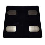 Smart Bluetooth Scale Bluetooth Body Fat Weight Calculator 12-in-1 Digital Weight Loss Analyzer OKOK App - DS-1221