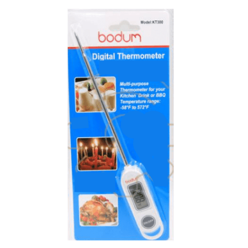 Food Bodum KT300 Digital Thermometer Hot And Cold