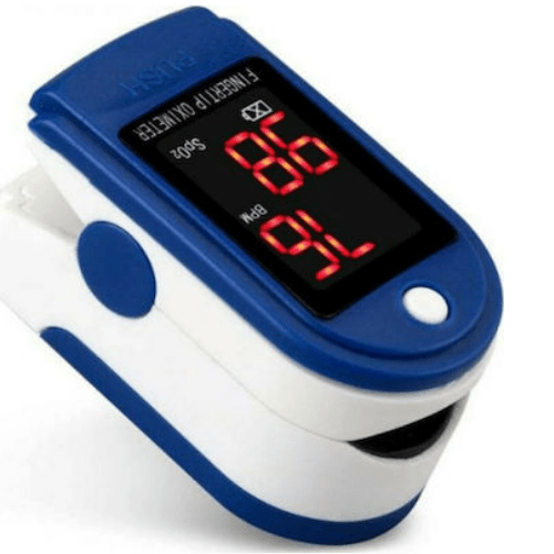 Pulse Finger Oximeter with OLED Finger Oximeter LK87