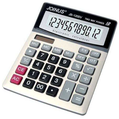 Joinus JS-1200V calculator
