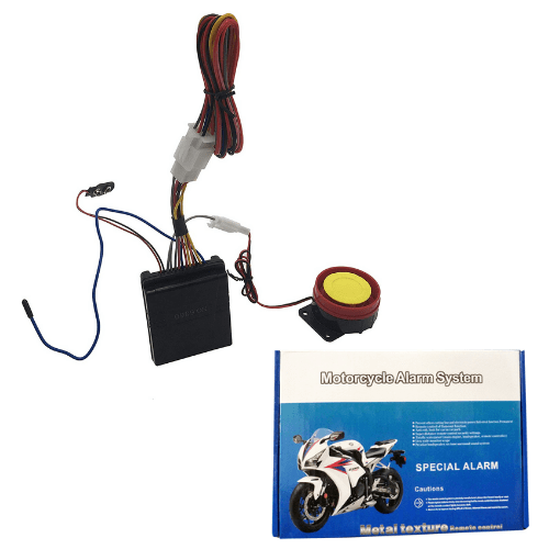 Motorcycle Alarm System with Siren n9170