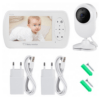 Wireless baby display with 4.3 inches 1080P HD IR Night Vision-BM520