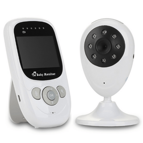 Wireless Digital Baby Monitor with 2.4 ″ TFT LCD screen SP880