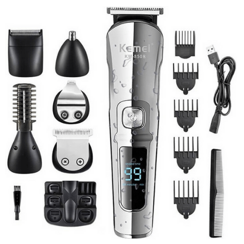 Rechargeable Shaver-Shaver Kemei KM-8508