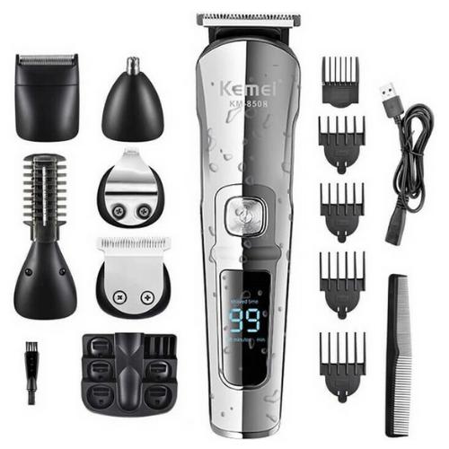 Rechargeable Shaver-Shaver Kemei KM-8508