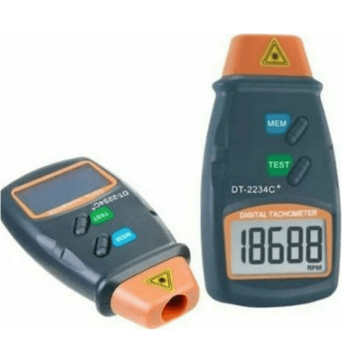 Digital Laser Optical Laser Tachometer DT-2234C +