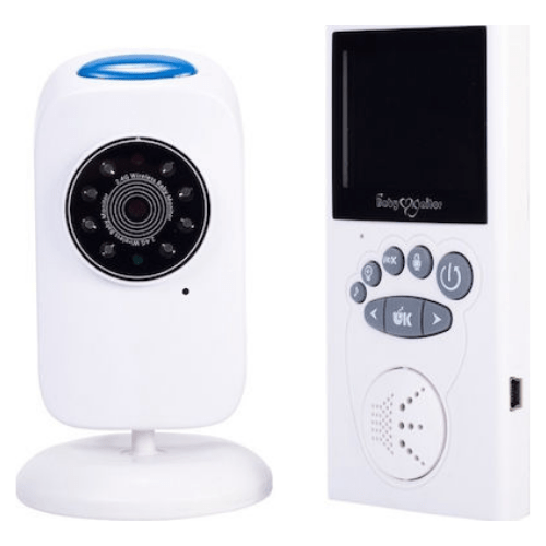 WLSES GB101 2.4 inch Wireless Surveillance Camera Baby Monitor, EU Plug