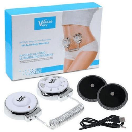 Massage Machine New VE Sport Body Machine Radio Sculpting Slimming Instrument Body Liposuction Machine HF4588