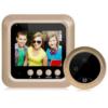 LCD Smart Door Peephole Viewer W5 -160° HD Night Vision Doorbell Security Camera Monitor, smart peephole viewer,peephole viewer