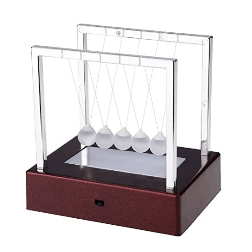 Newton's Cradle LED Light Up