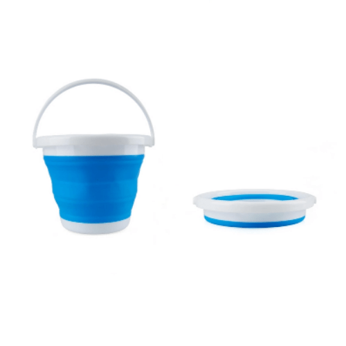 Multifunctional Scalable and Retractable Bucket