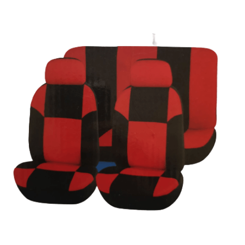 Four Seasons Universal Car Seat Cover Sheng Chi- Red