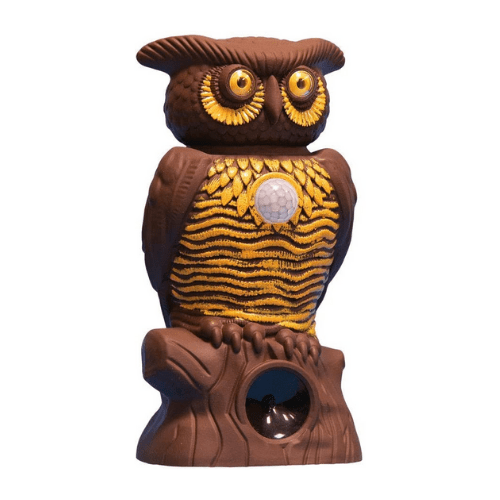 Owl Alert Ultrasonic Pest Repeller
