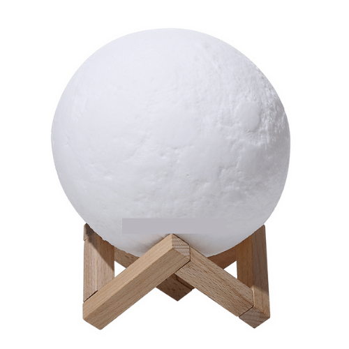 3D Moon LED Night Light
